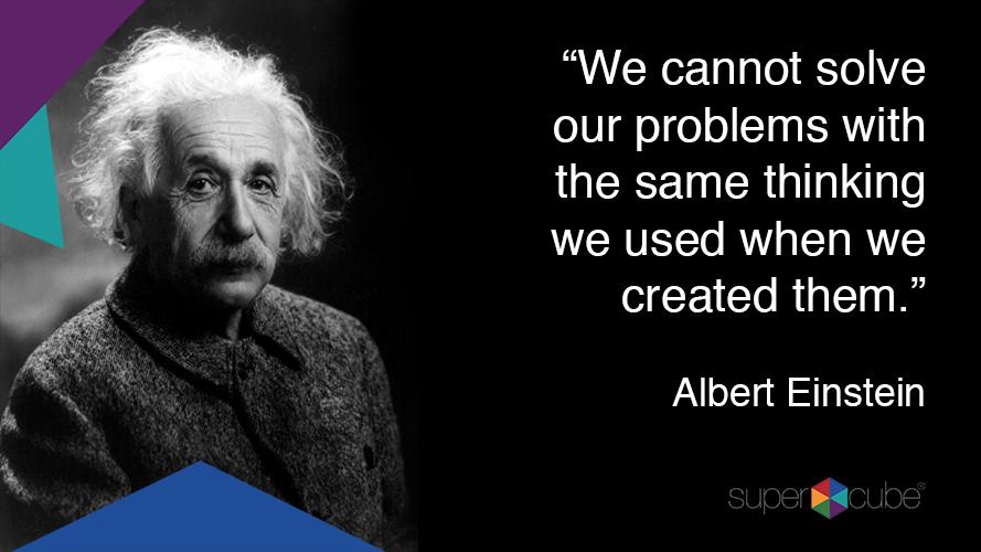 A Einstein